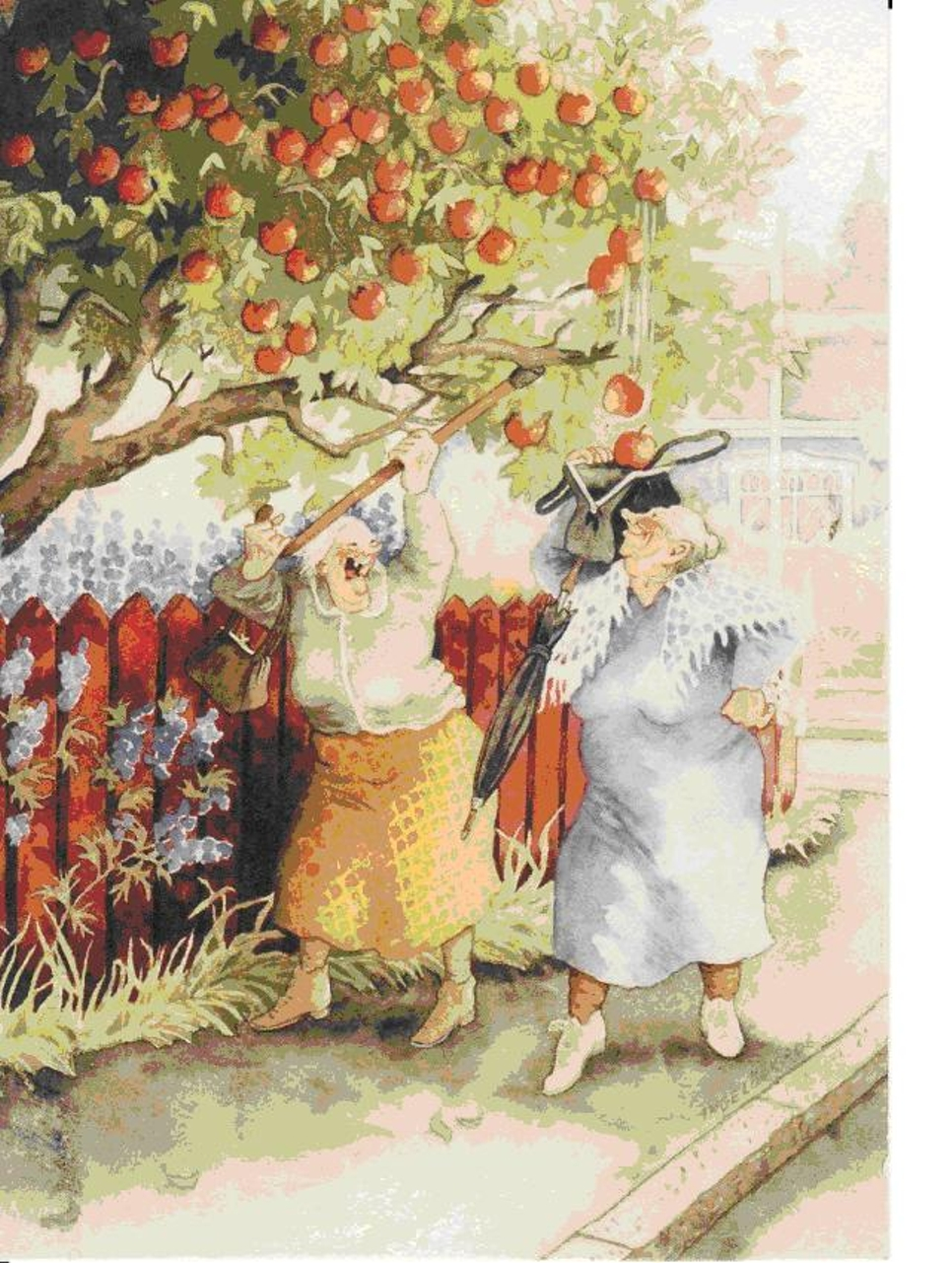 Старухи и бабульки 1 фотография